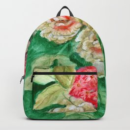Floral Fusion Backpack