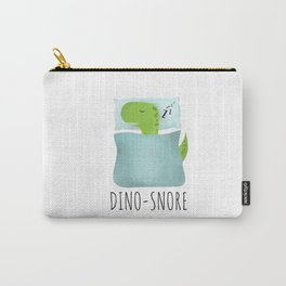 Dino-Snore Carry-All Pouch
