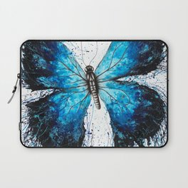 The Butterfly Tattoo Laptop Sleeve