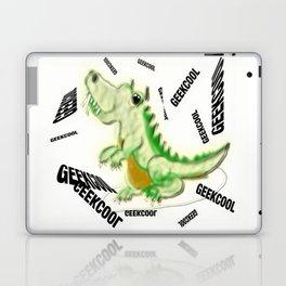 The Dinosaur Geek Cool ! Laptop & iPad Skin