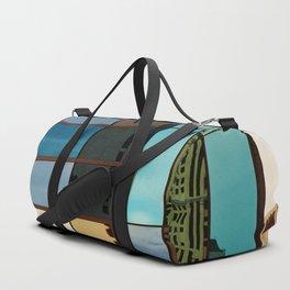 facade Duffle Bag