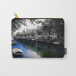 Amsterdam Colorsplash Carry-All Pouch