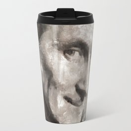 Peter Cushing, Actor Travel Mug