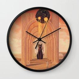 Ninth life Wall Clock
