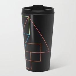 GEOPLEX Metal Travel Mug