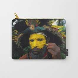 Papua New Guinea Adventure Carry-All Pouch
