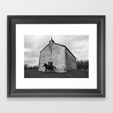 They Shoot Horses, Don't They? Framed Art Print