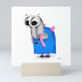 Sean the Searcher Mini Art Print
