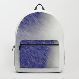 """""""Between Navy and White"""" Backpack"""