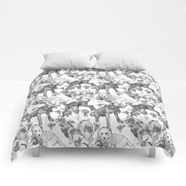 Fetching Florals Comforters