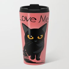 LOVE ME Metal Travel Mug