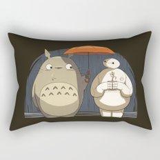 New Neighbors Rectangular Pillow