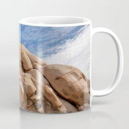 Joshua Tree Rocks Coffee Mug