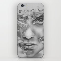 Real vs Surreal iPhone & iPod Skin