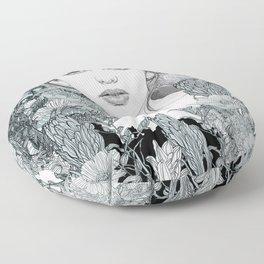 Night Drive Floor Pillow
