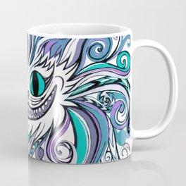 Chesire Smile Coffee Mug