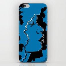 Jazz singer iPhone & iPod Skin