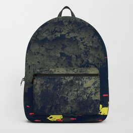 Fish in troubled water Backpack