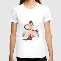 leia T-shirts featuring Leia by fran delgado