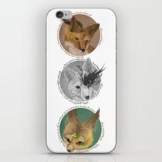 aesops  iPhone & iPod Skin
