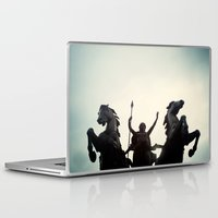 goddess Laptop & iPad Skins featuring Goddess by Ta Levi