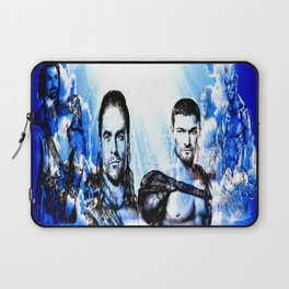 Gladiators Into the Afterlife Laptop Sleeve