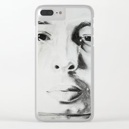 Thom Yorke performing No Surprises Clear iPhone Case