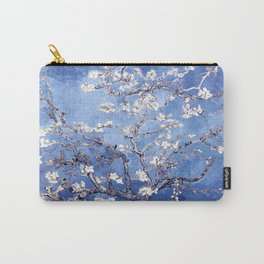 Vincent Van Gogh Almond BlossomS Blue Carry-All Pouch