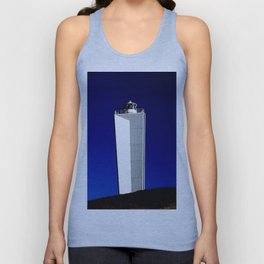 Cape Jervis Lighthouse Unisex Tank Top