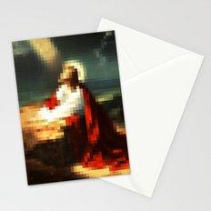 Digital Jesus Stationery Cards