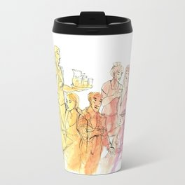 24 Hours Travel Mug
