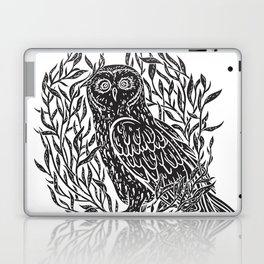 Magic Owl no1 Laptop & iPad Skin