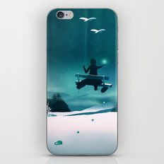 Lucky You iPhone & iPod Skin