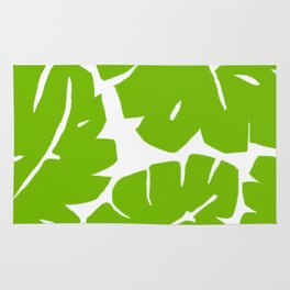 Jungle Leaf Rug