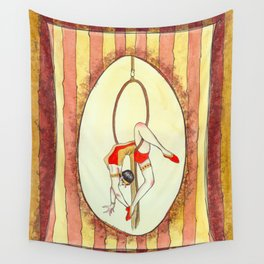 C is for Circus Wall Tapestry