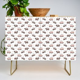 Flying Pigs Credenza