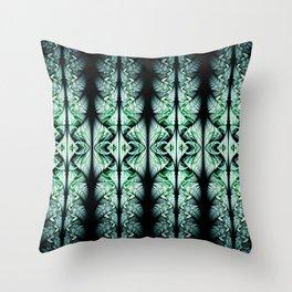 Shadow Elves Throw Pillow