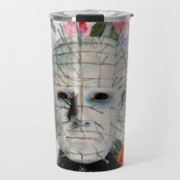 Lush Pinhead // Hellraiser Travel Mug
