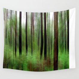 Eucalypts & Bracken Wall Tapestry