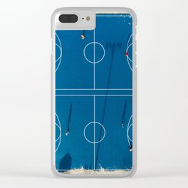 Basket 2 Clear iPhone Case