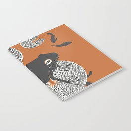 Frog on a Lily Pad Notebook
