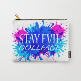 Dollface Carry-All Pouch