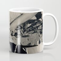 architect Mugs featuring Behind the architect III by Paul Prinzip
