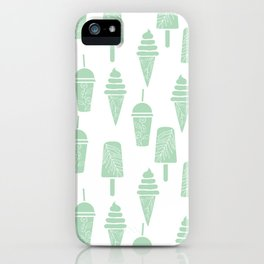 Tropical Summer Refreshments iPhone Case