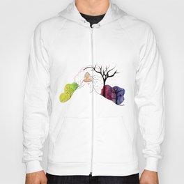 Robe couleur du temps... / DRESS n°1 Donkeyskin Hoody