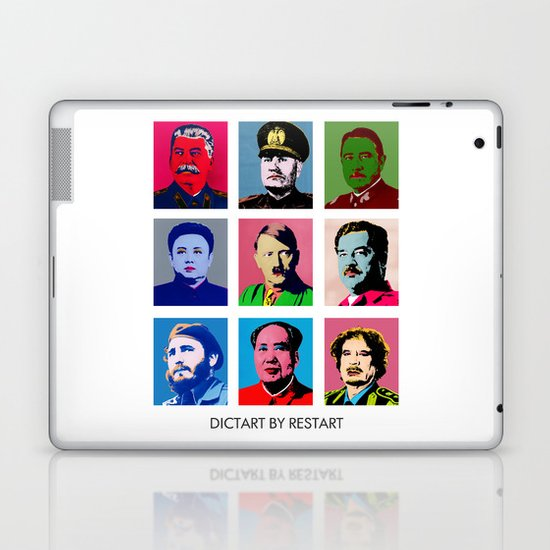 Dictart Laptop & iPad Skin