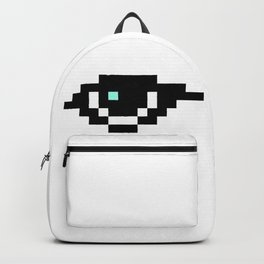 Gazing eyes Backpack