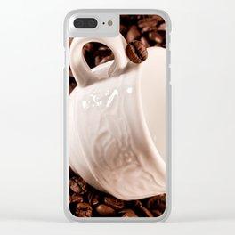 enjoyment Clear iPhone Case