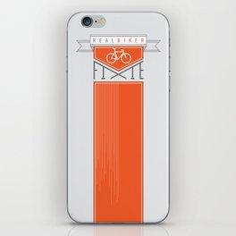 Real Biker iPhone Skin