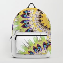 feathered dream-catcher Backpack
